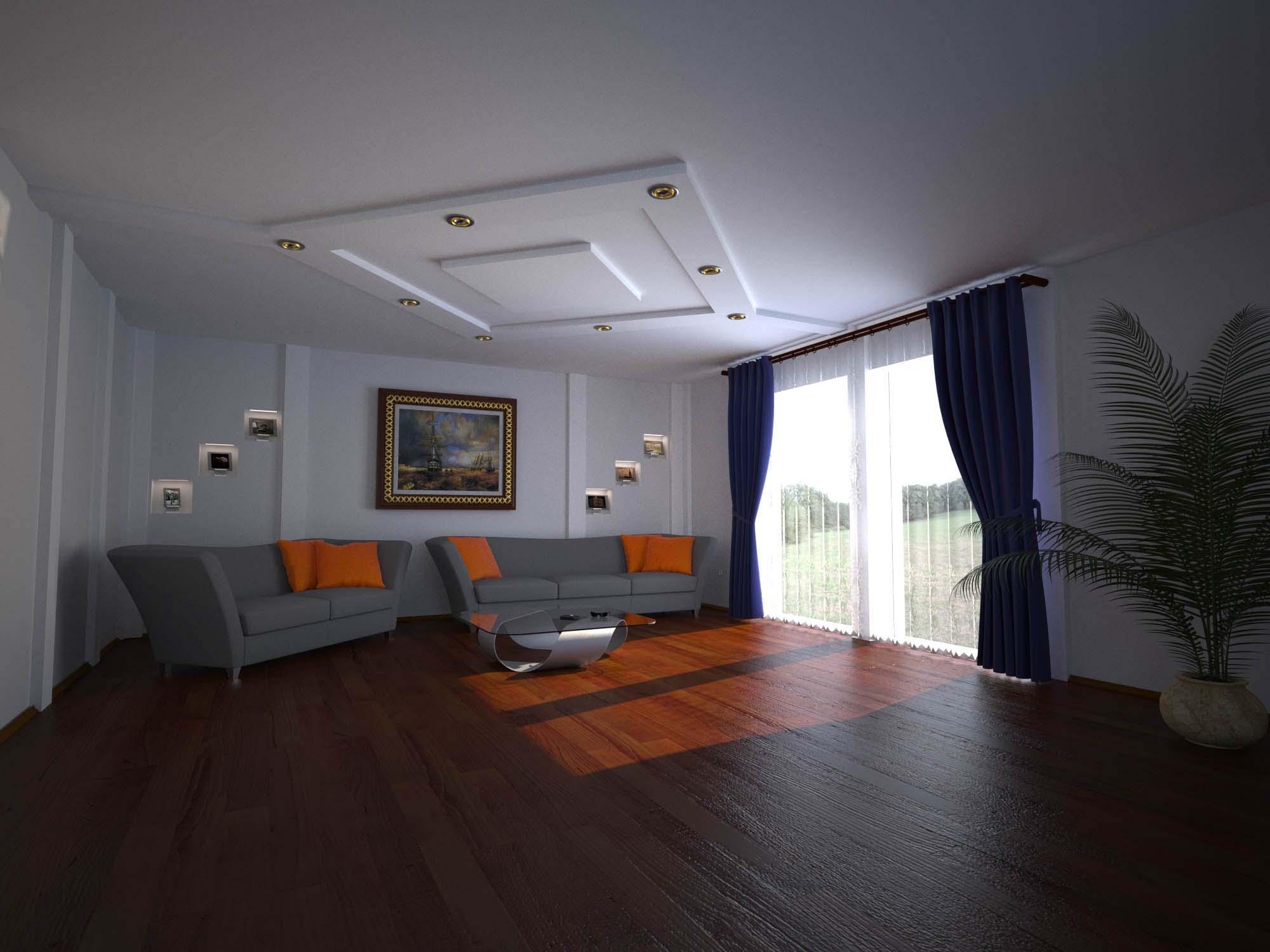 Дизайн интерьера квартир on-line