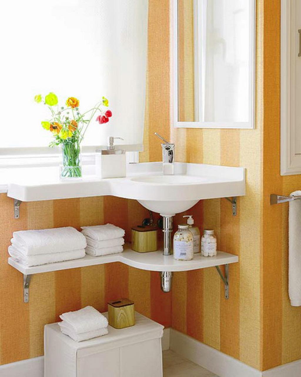 Идеи по обустройству ванной