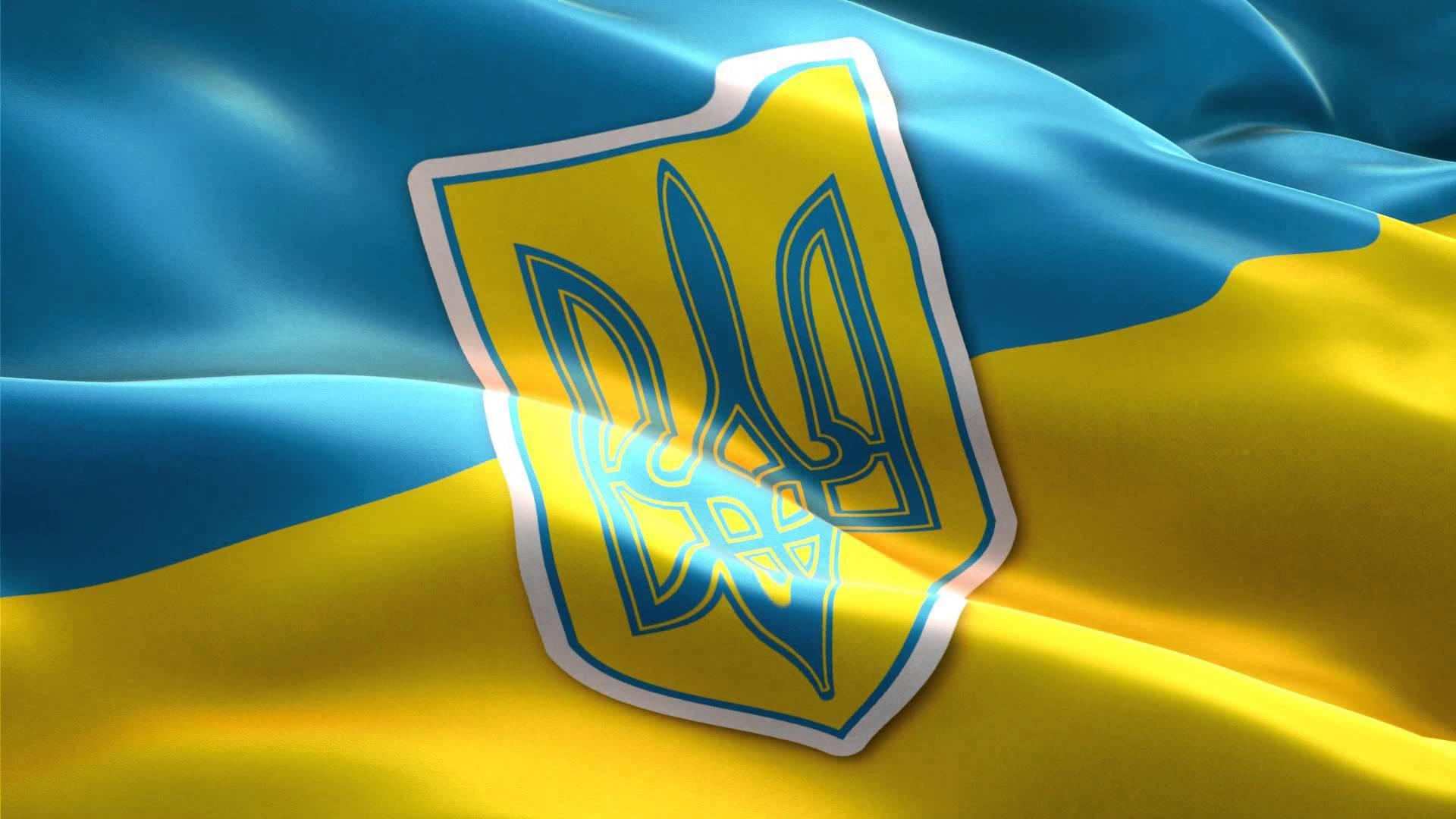Украинский флаг обои для рабочего стола