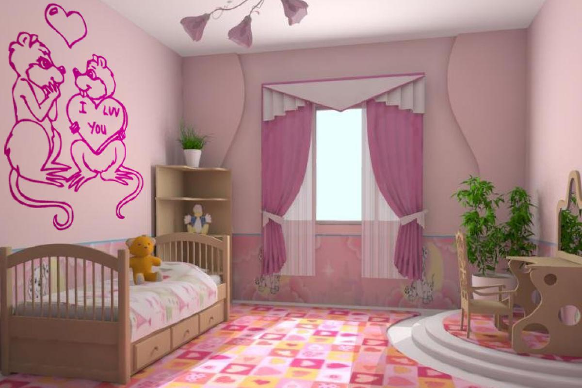 Дизайн своей комнаты