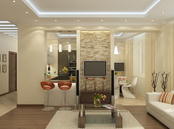 Дизайн 3 комнатные квартиры 164