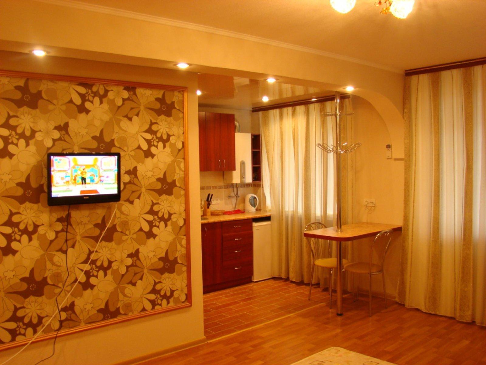 Как сделать ремонт дешево и красиво в однокомнатной квартире