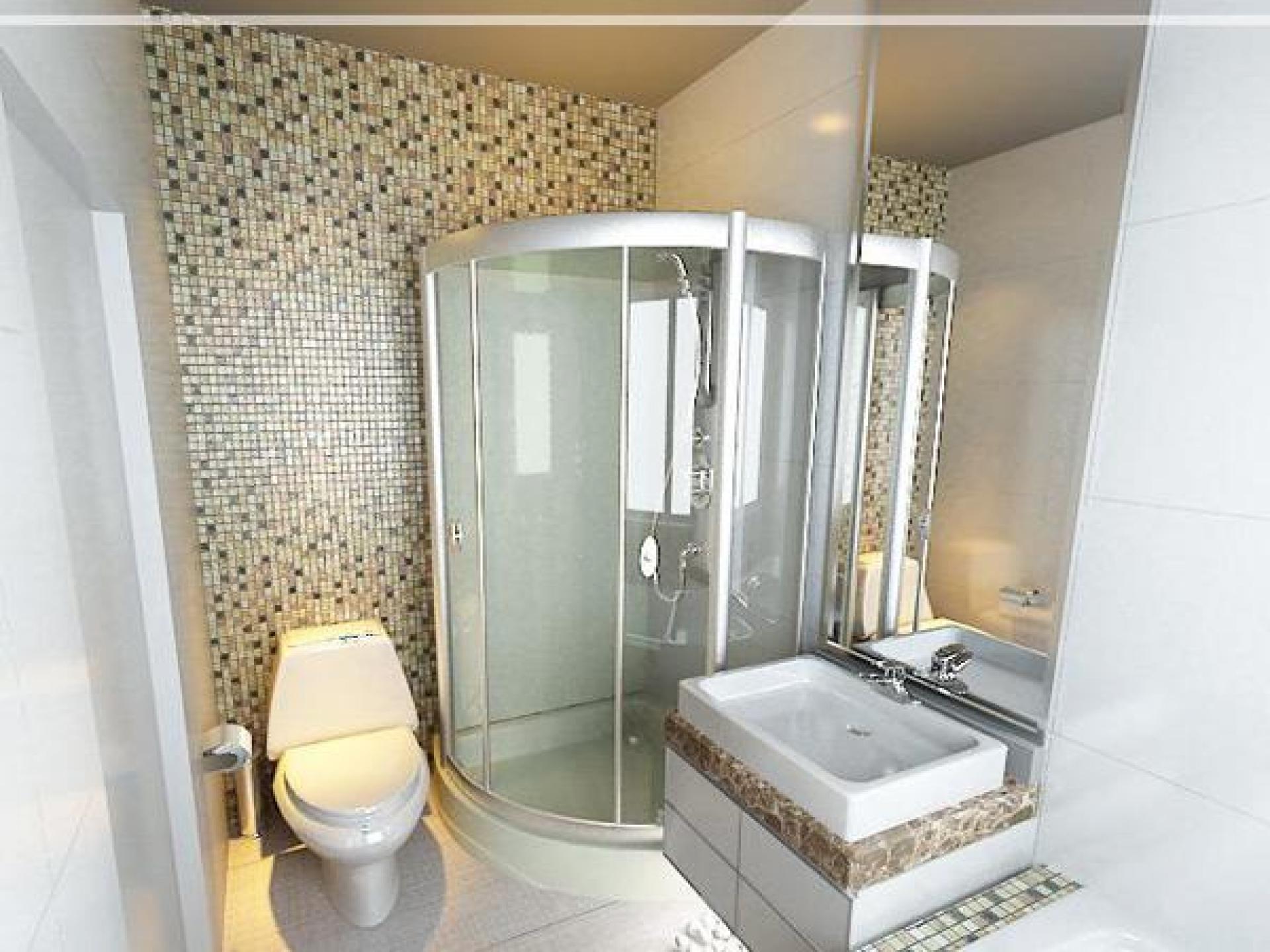 Фото дизайна интерьера ванн комнаты в хрущевке