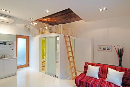 Как сделать квартиру из комнаты в коммуналке