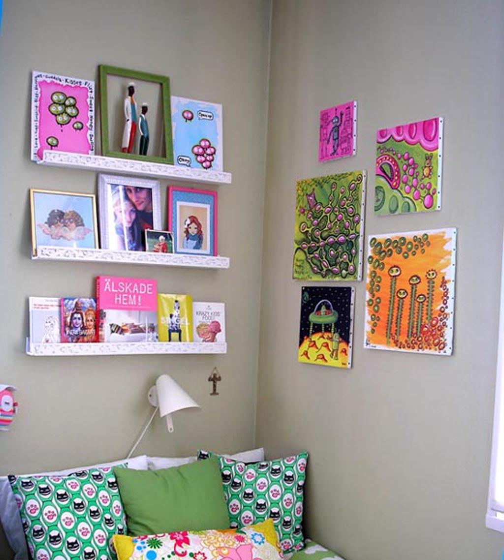 Как приукрасить свою комнату