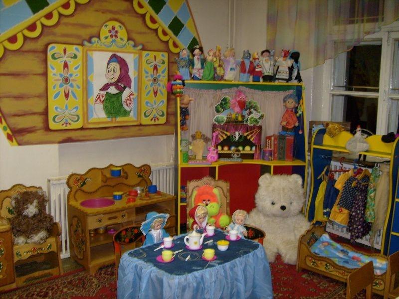 Оформление игровой комнаты в детском саду своими руками 47