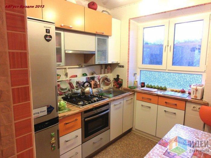 Ремонт на кухне своими руками в хрущевке 5 метров