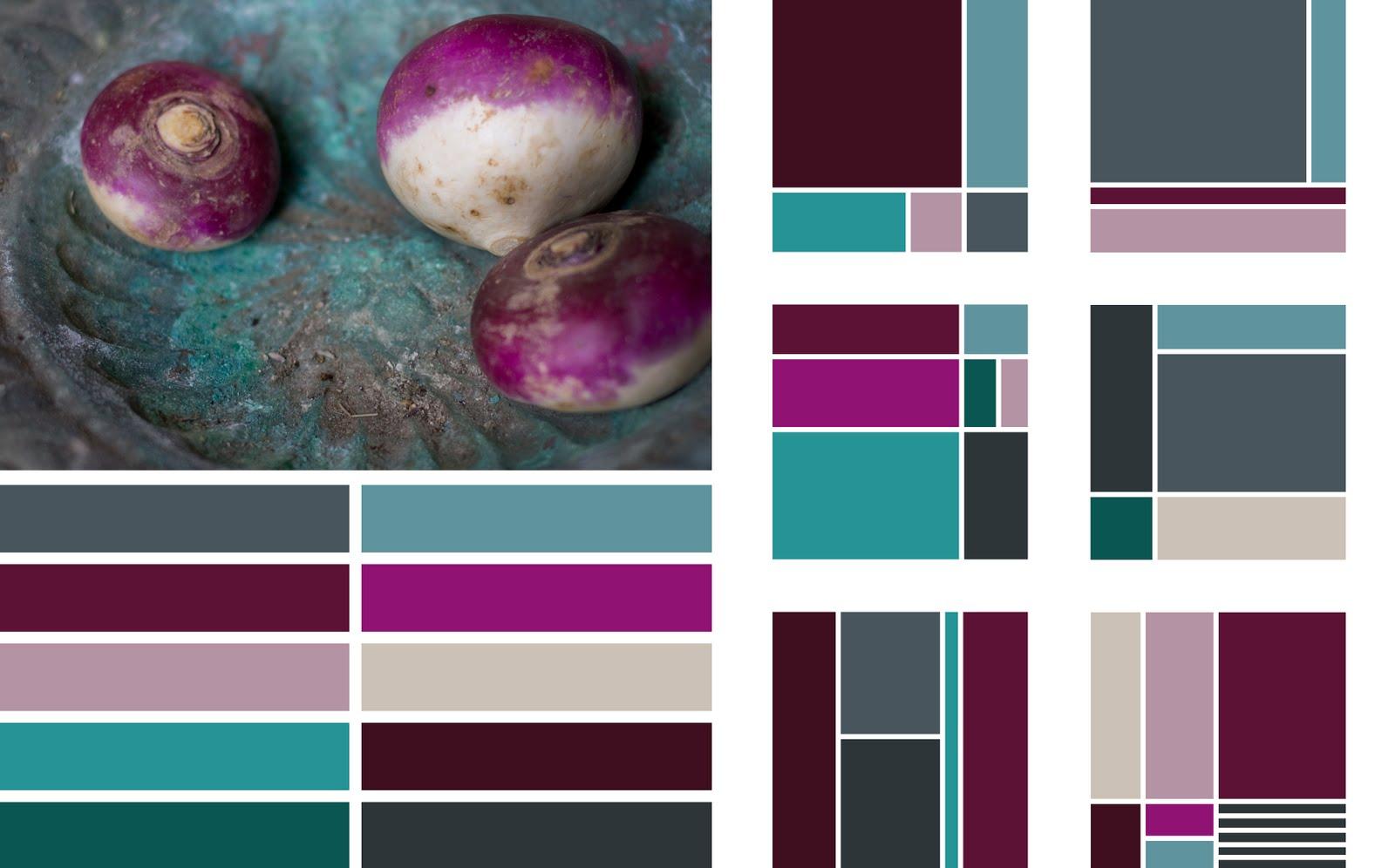 С чем сочетается темно-бирюзовый цвет в интерьере