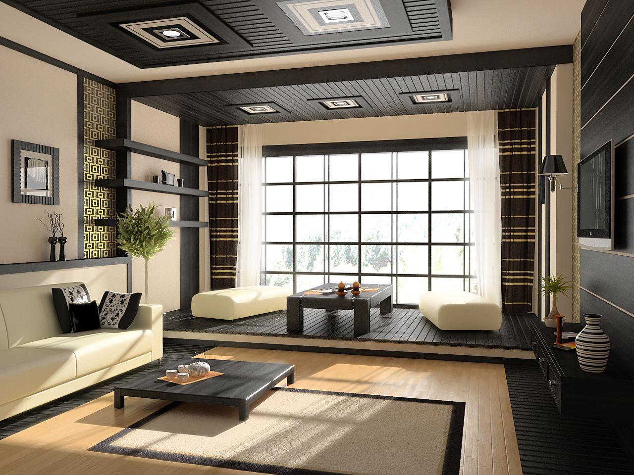 Стили дизайна интерьера дома