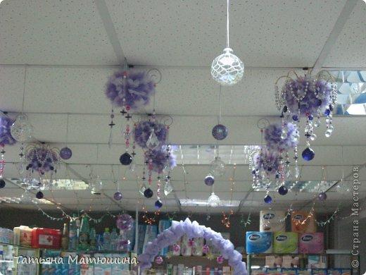Подвесные украшения для потолка