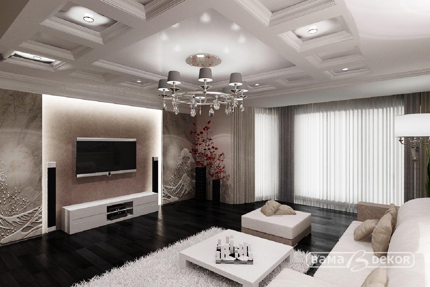 Дизайн зала в квартире фотогалерея