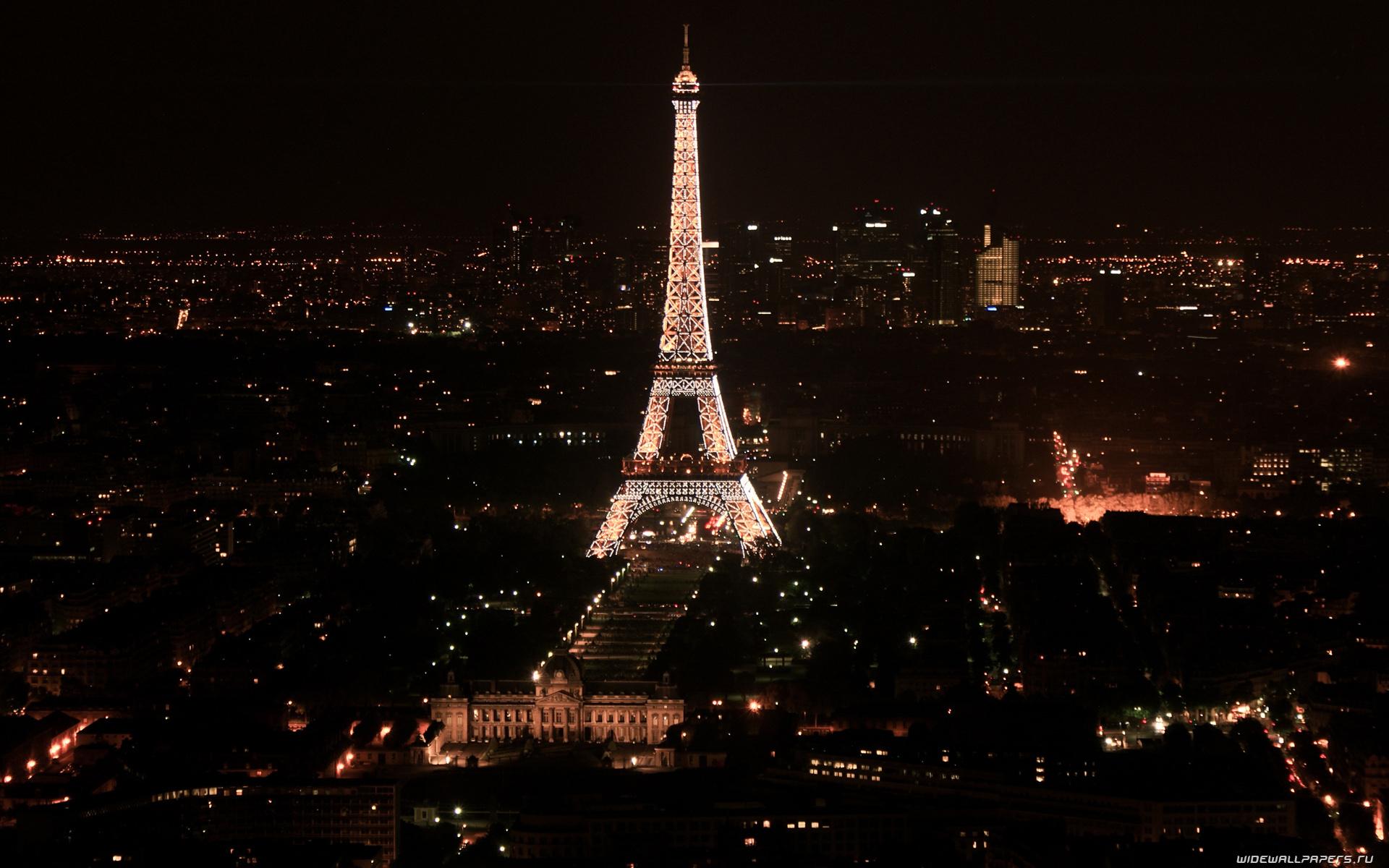Париж из космоса  № 3715285 без смс