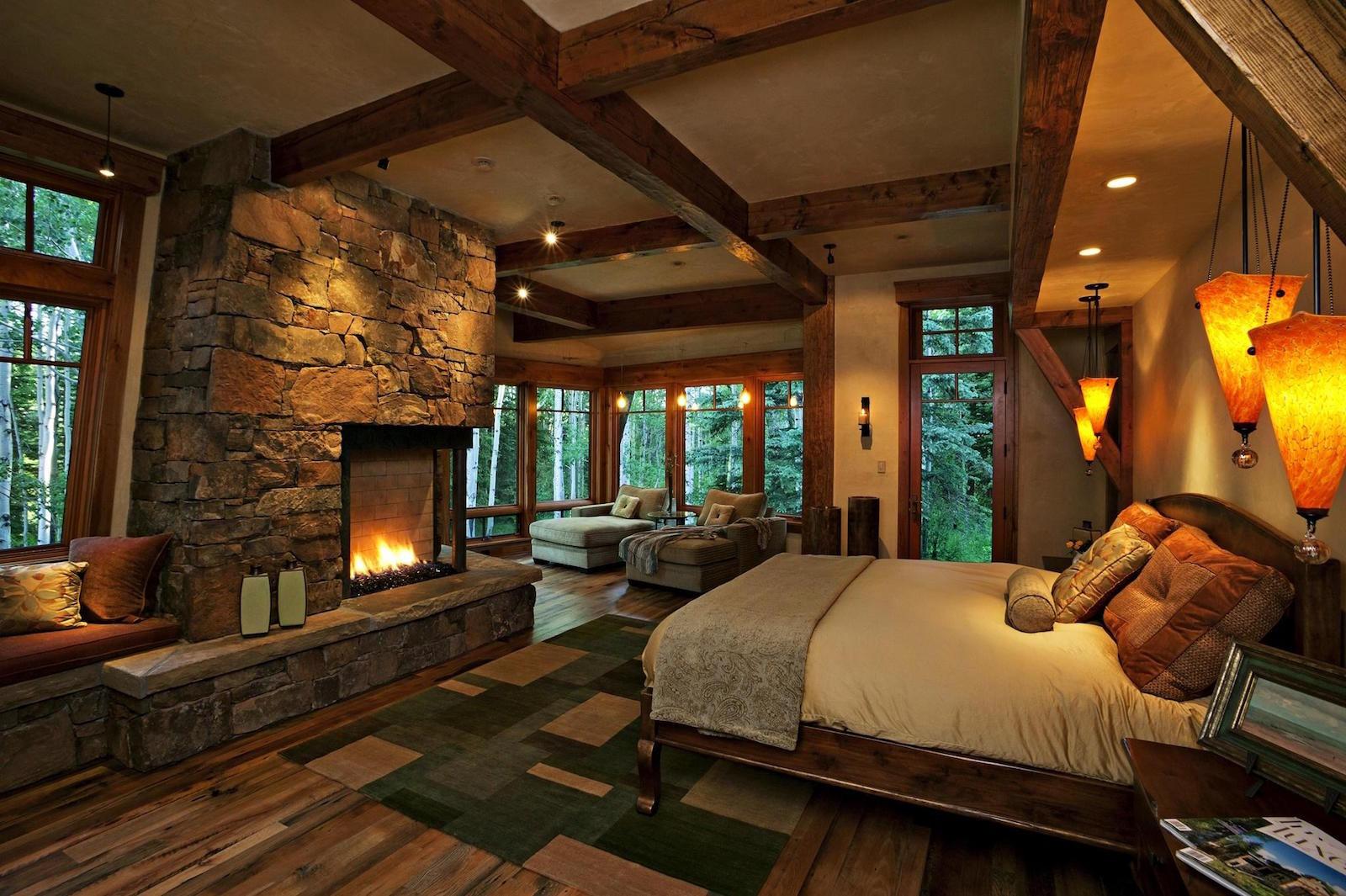 Уютный дом дизайны комнат