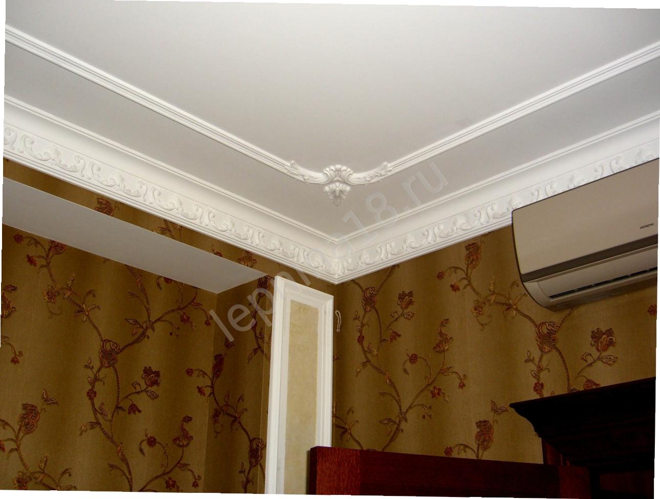Виды потолков в квартире своими руками