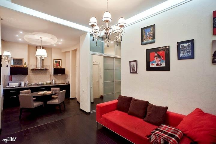 Дизайн комнаты 20 квм в коммунальной квартире