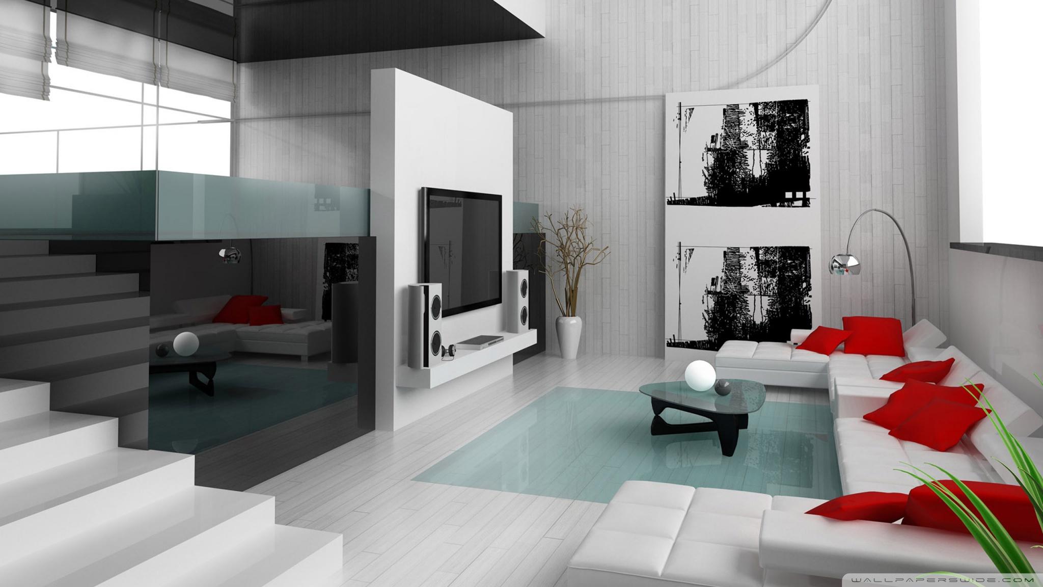 Картинки современного стиля в интерьере