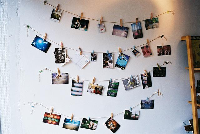 Фотоколлаж из фотографий своими руками идеи на день рождения