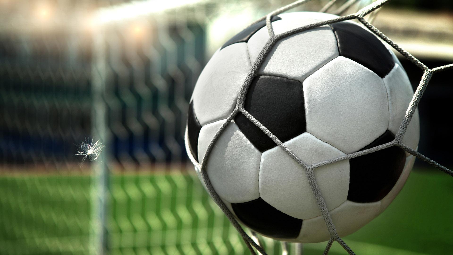 Мяч в сетке  № 1365425 загрузить