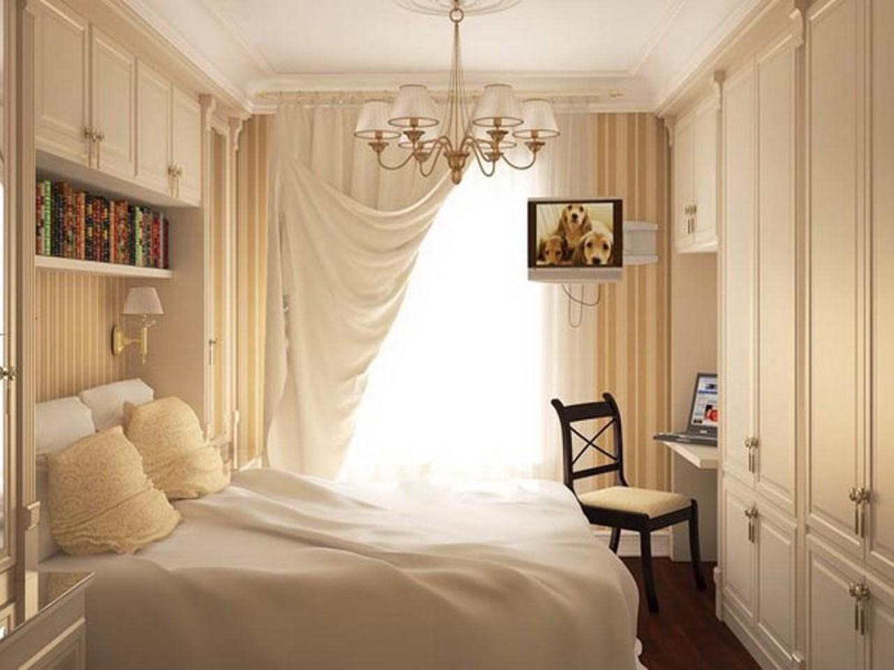 Дизайн маленькая спальня в хрущевке дизайн