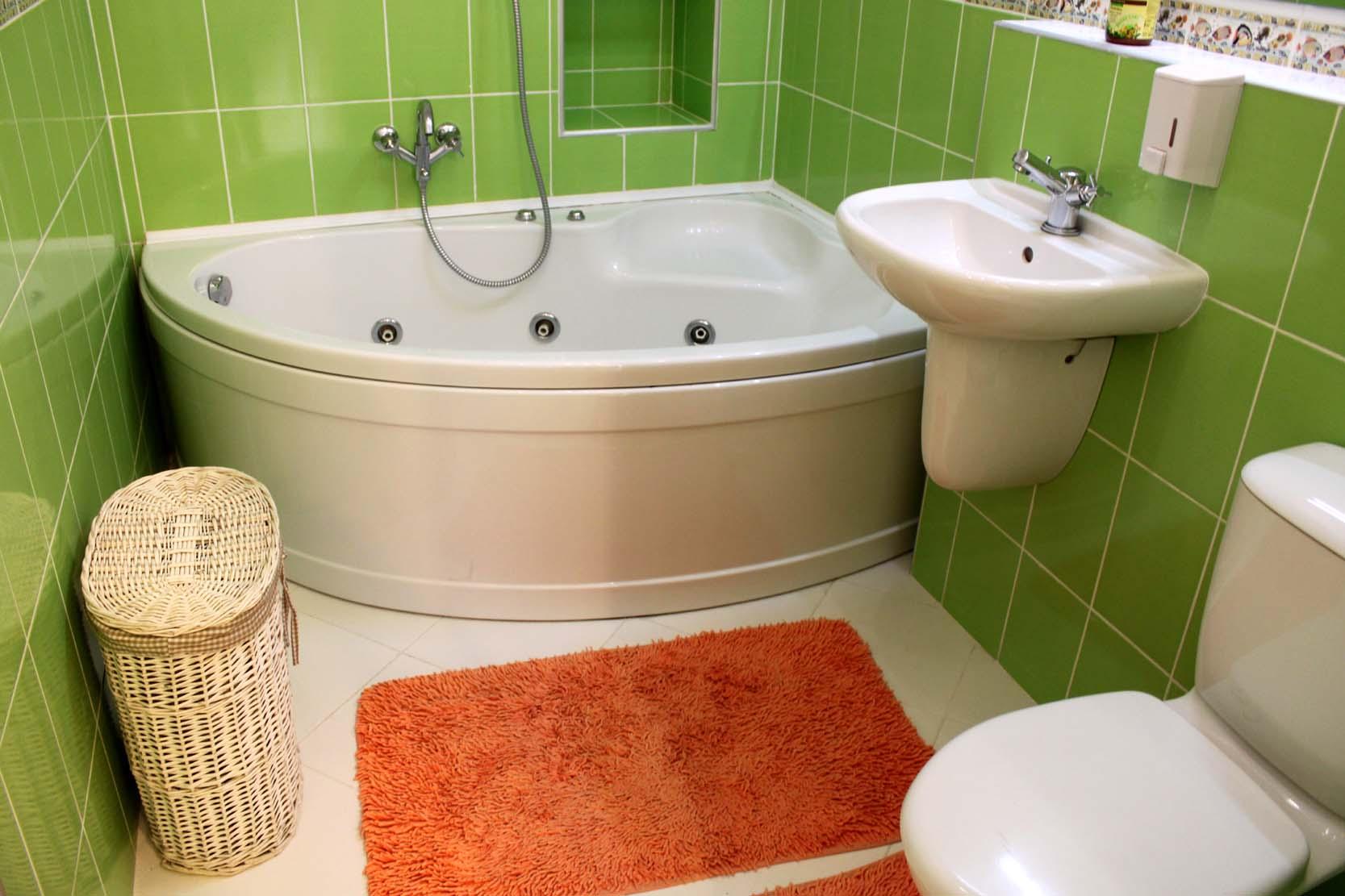 Ванна 4 5 метра дизайн с ванной