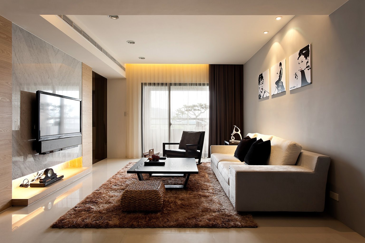 Современные ремонт квартир