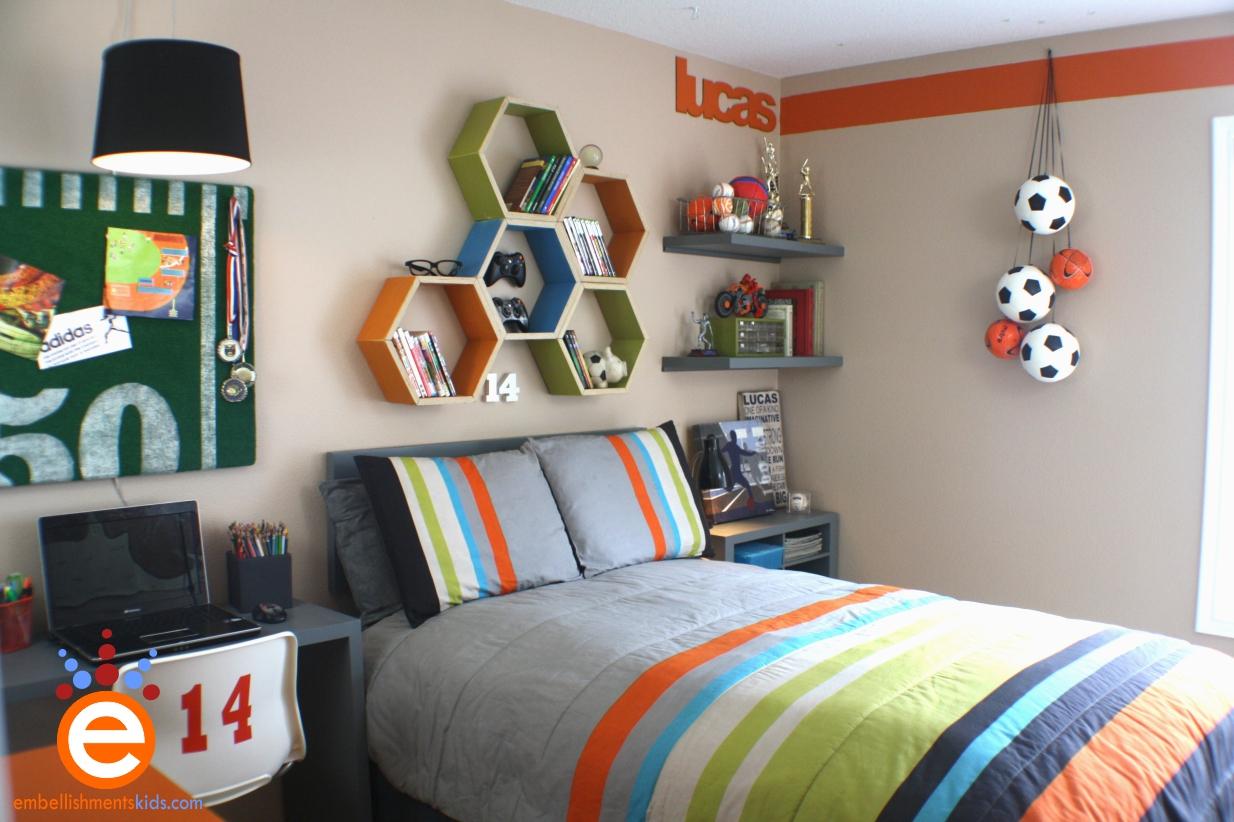 Комната для подростка своими руками фото