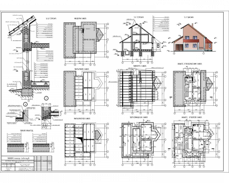 Проект дома своими руками - 98 фото процесса проектирования 88