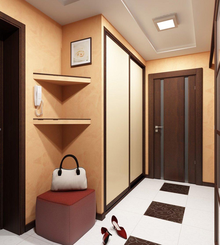 Дизайн коридора в хрущевке квартире