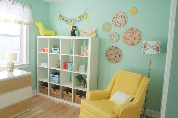 Как комнату своими руками обновить