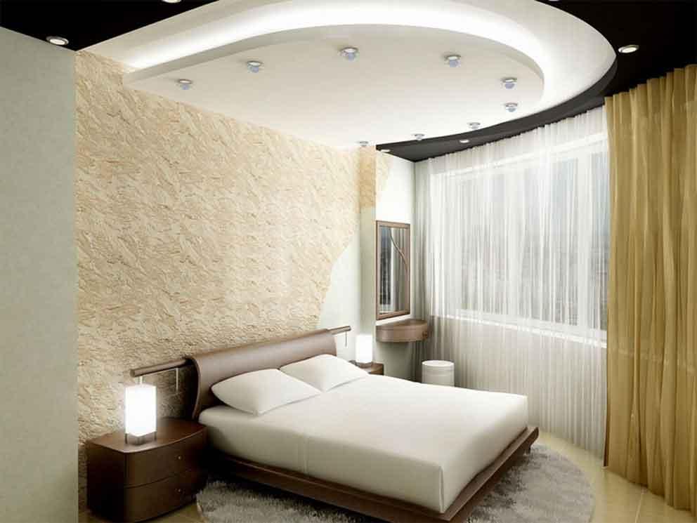 Красивый ремонт в спальне своими руками