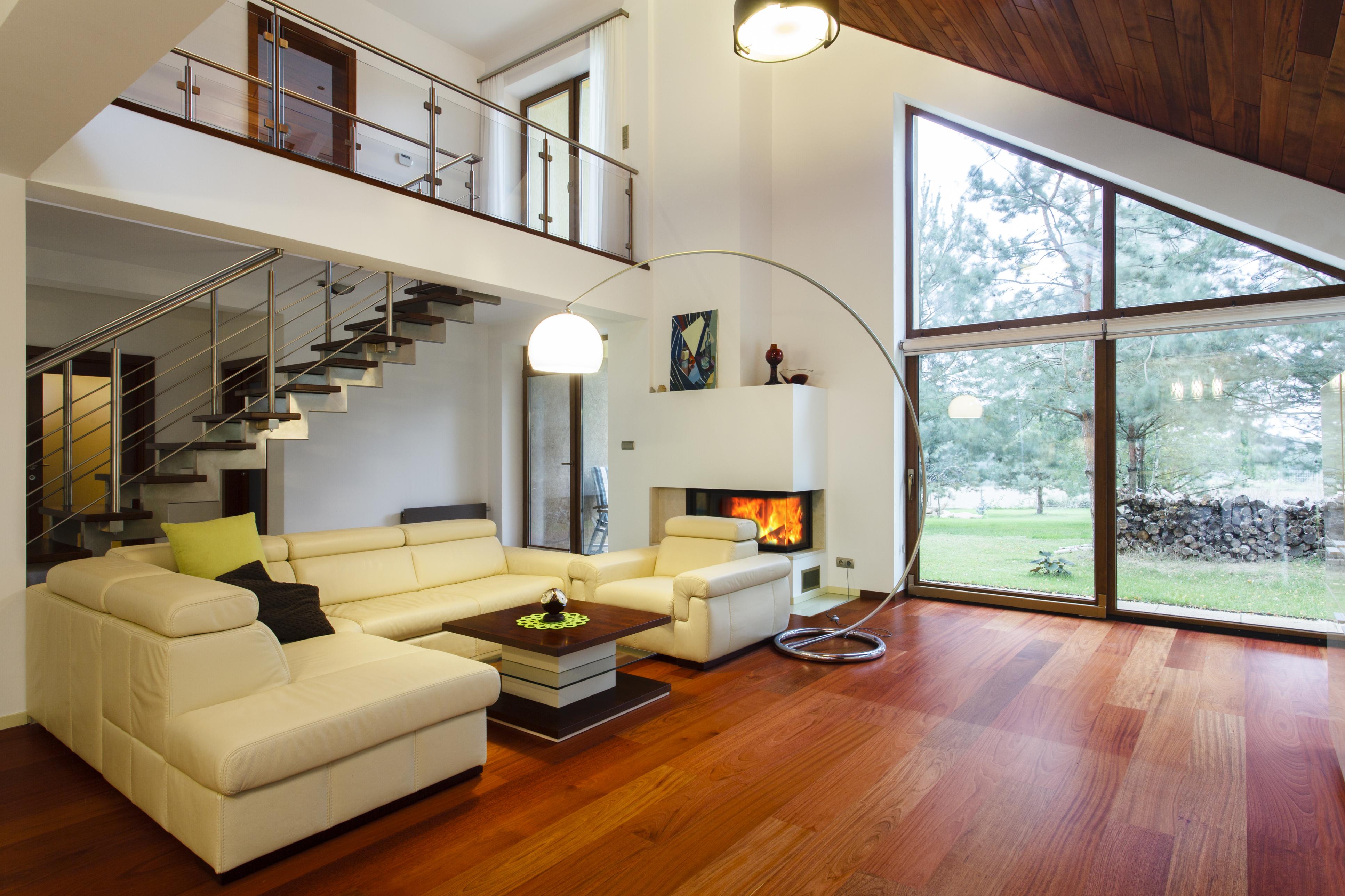 Дизайн гостиных комнат в доме фото