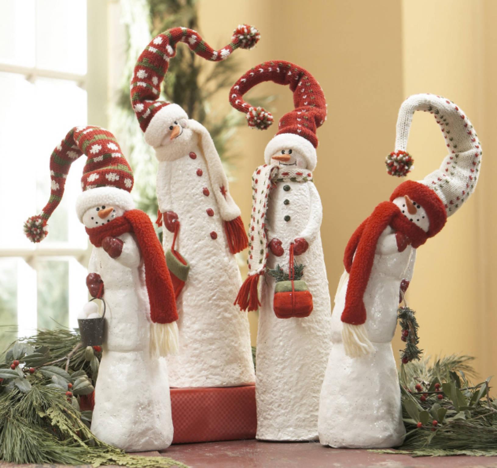 Идеи на рождество своими руками