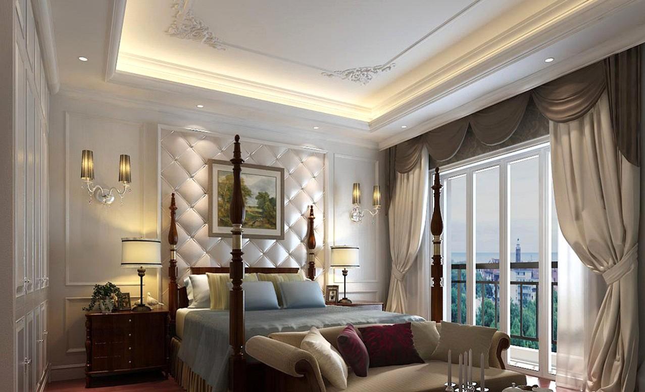 Дизайн спальни в стиле современная классика дизайн